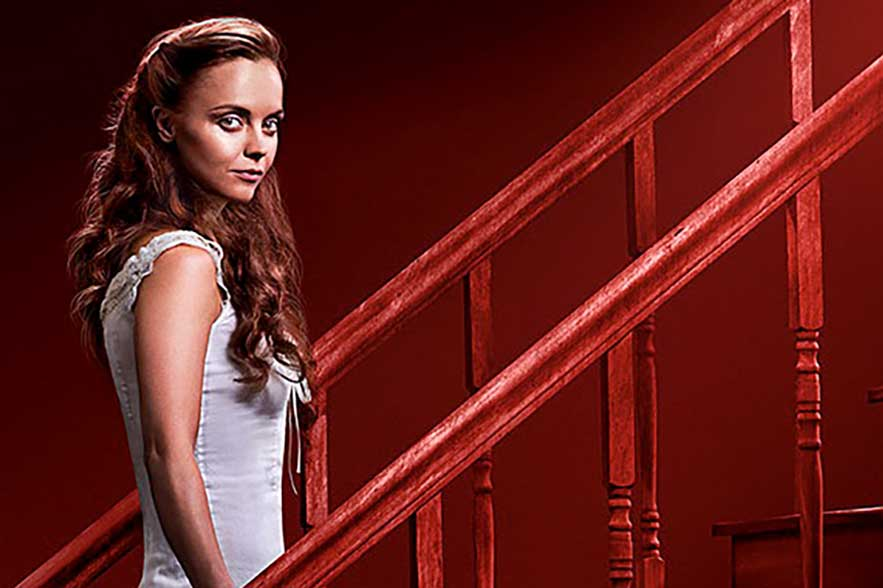 Christina Ricci in The Lizzie Borden Chronicles